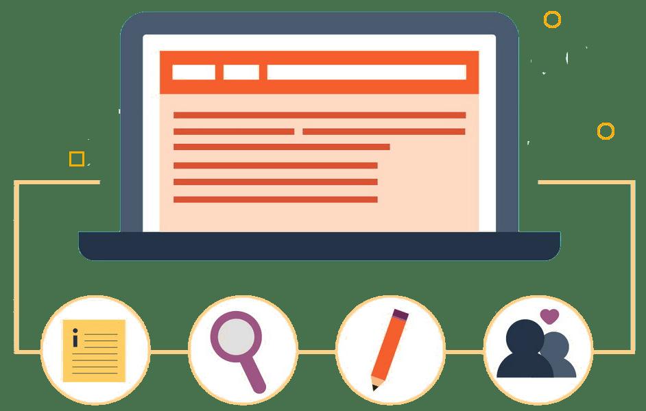 "SEO оптимизация контента для продвижение | Веб-агенство ""ForBiz"""